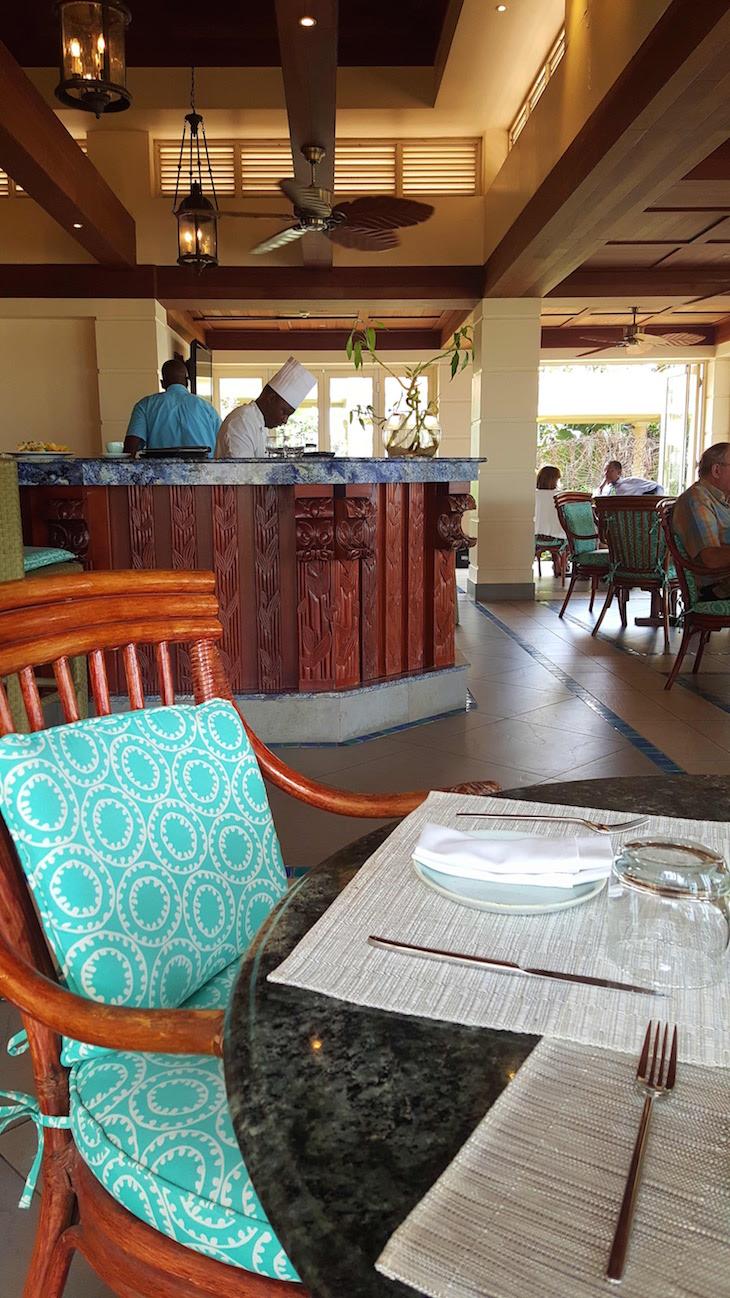 Aquarius Bar - Polana Serena Hotel - Maputo © Viaje Comigo