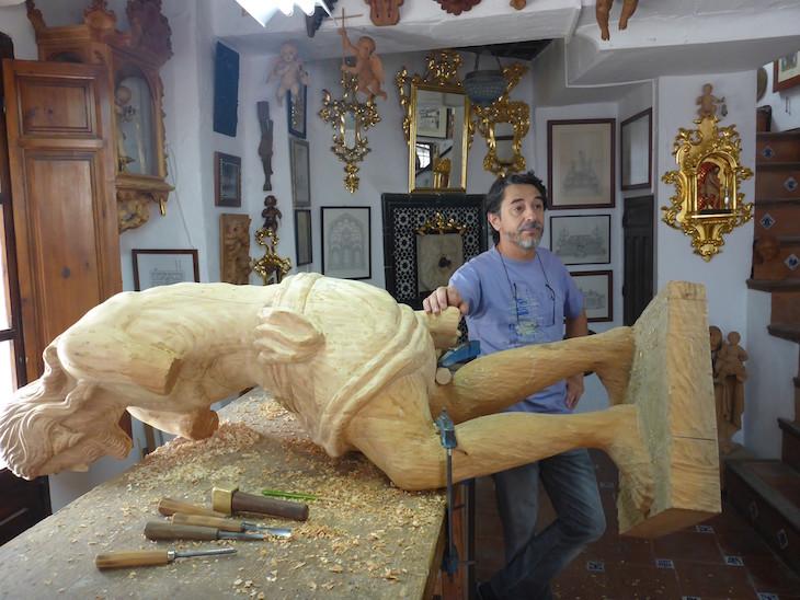 Arte sacra em Priego de Córdoba © Viaje Comigo