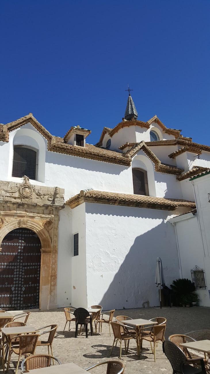 Iglesia de la Asunción - Priego de Córdoba © Viaje Comigo