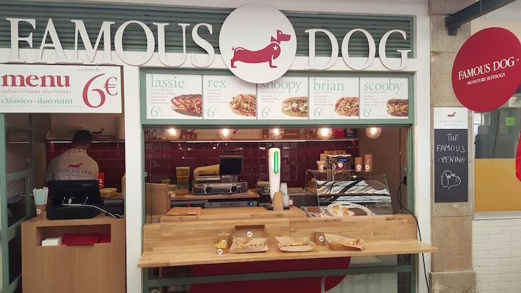 Famous Dog - Mercado da Foz © Viaje Comigo