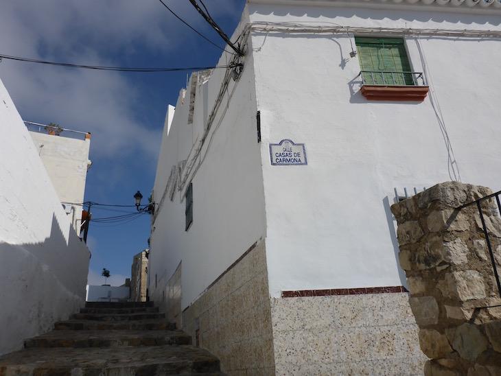 Calle Casas de Carmona - Baena - Andaluzia © Viaje Comigo