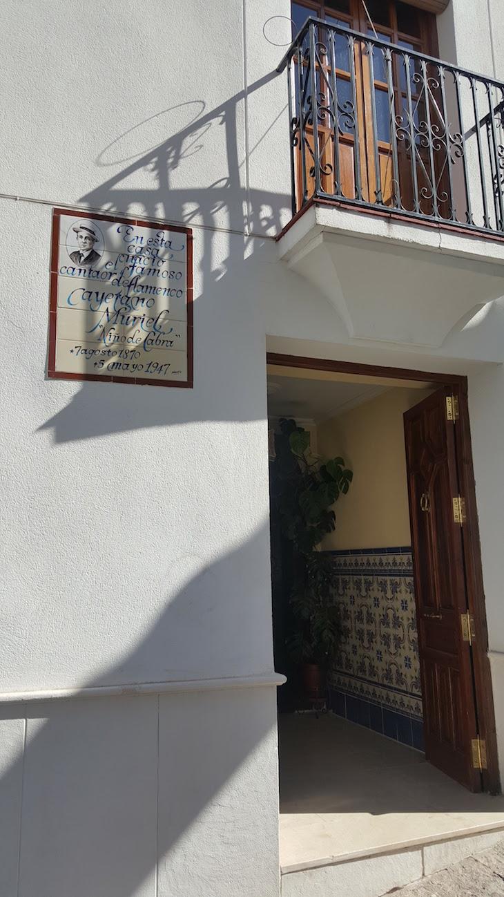 Casa de Cayetano Muriel - Cabra © Viaje Comigo