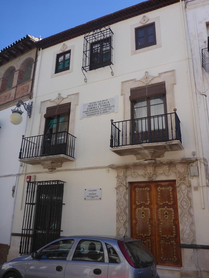 Casa de Niceto Alcala - em Priego de Córdoba © Viaje Comigo