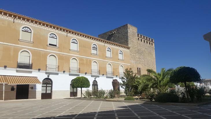 Castelo e Palácio dos Condes de Cabra © Viaje Comigo