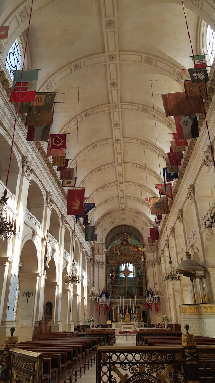 Catedral de Sanit-Louis des Invalides © Viaje Comigo