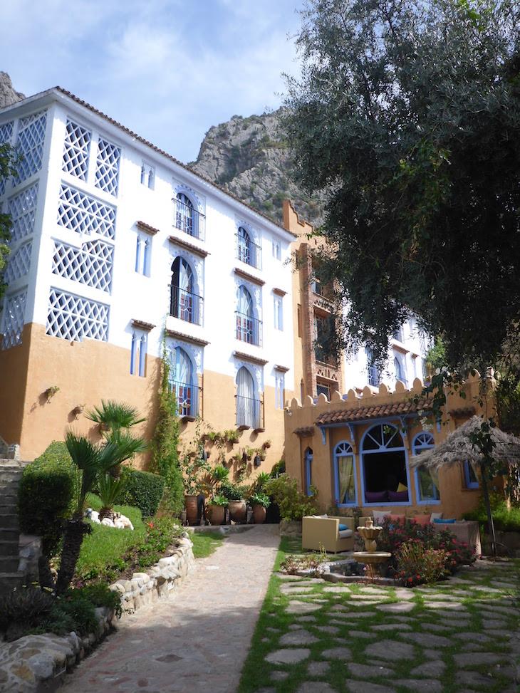 Dar Echchaouen, Chefchaouen - Marrocos © Viaje Comigo