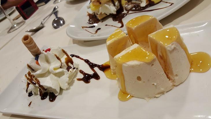 Sobremesas do Restaurante Casa Pedro - Puente Genil © Viaje Comigo