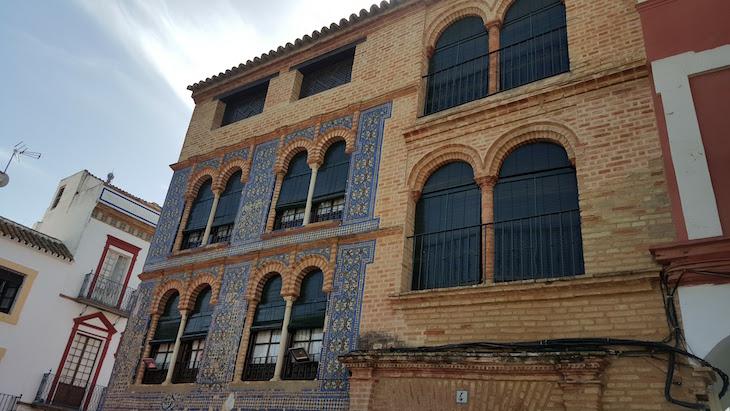 Edifícios históricos em Carmona - Andaluzia © Viaje Comigo