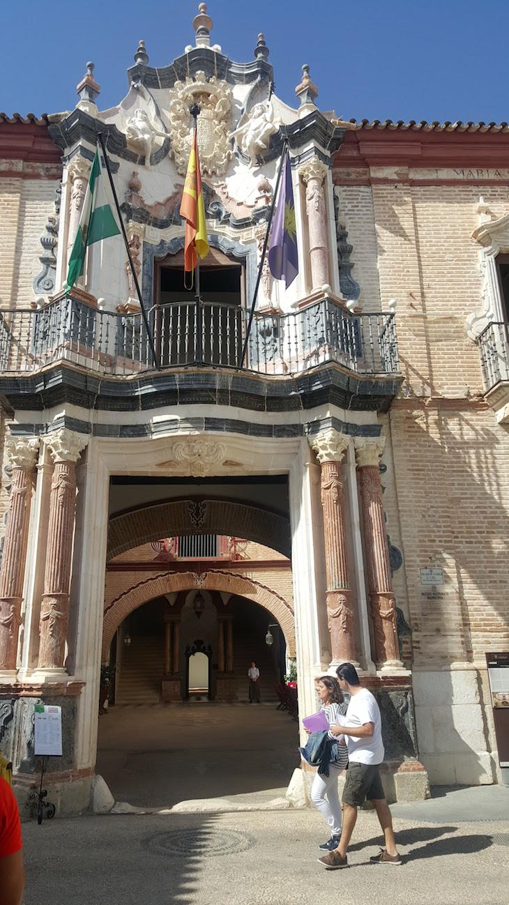 Palácio de Benamejí - Museu Histórico Municipal © Viaje Comigo