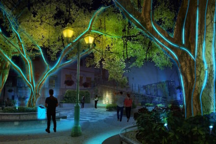 Festival de Luz de Macau 2016 - Tesouros de Luz, de 4 a 31 de dezembro 2016