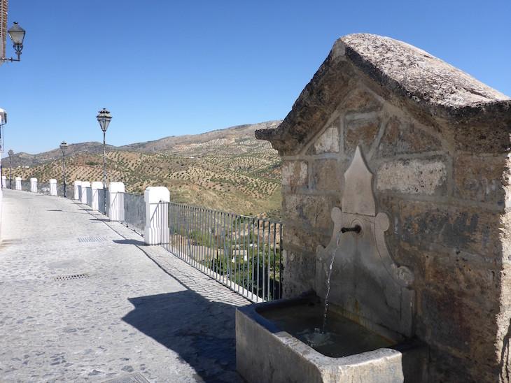 Fontes em Priego de Córdoba © Viaje Comigo