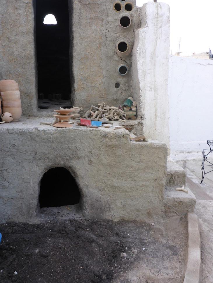 Fornos das Cerâmicas de Fez - Marrocos © Viaje Comigo