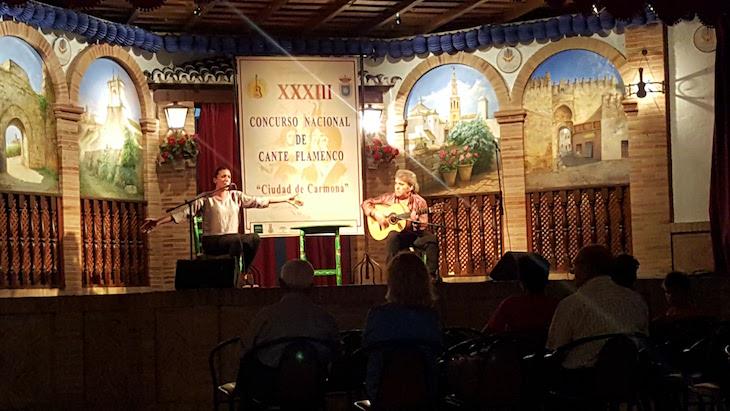 Noite de cante flamenco, Carmona, Andaluzia © Viaje Comigo