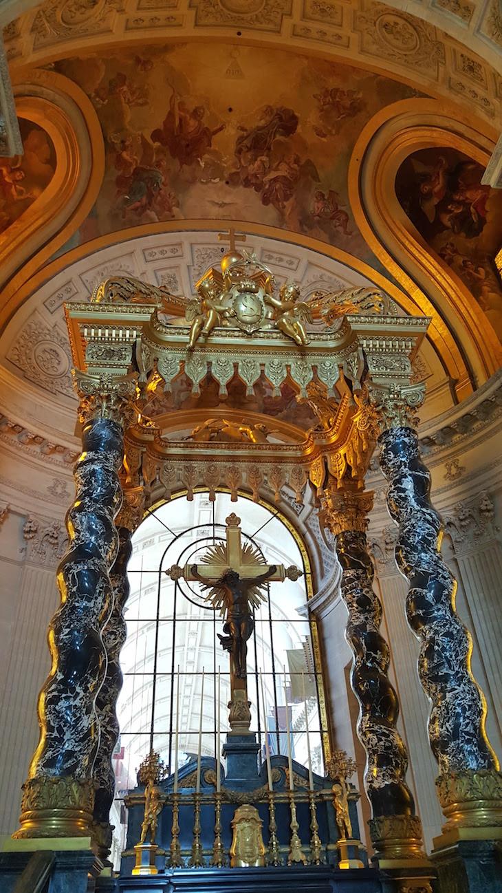 Église du Dôme - Hotel National des Invalides © Viaje Comigo
