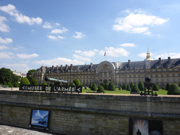 Hôtel National des Invalides, Paris © Viaje Comigo