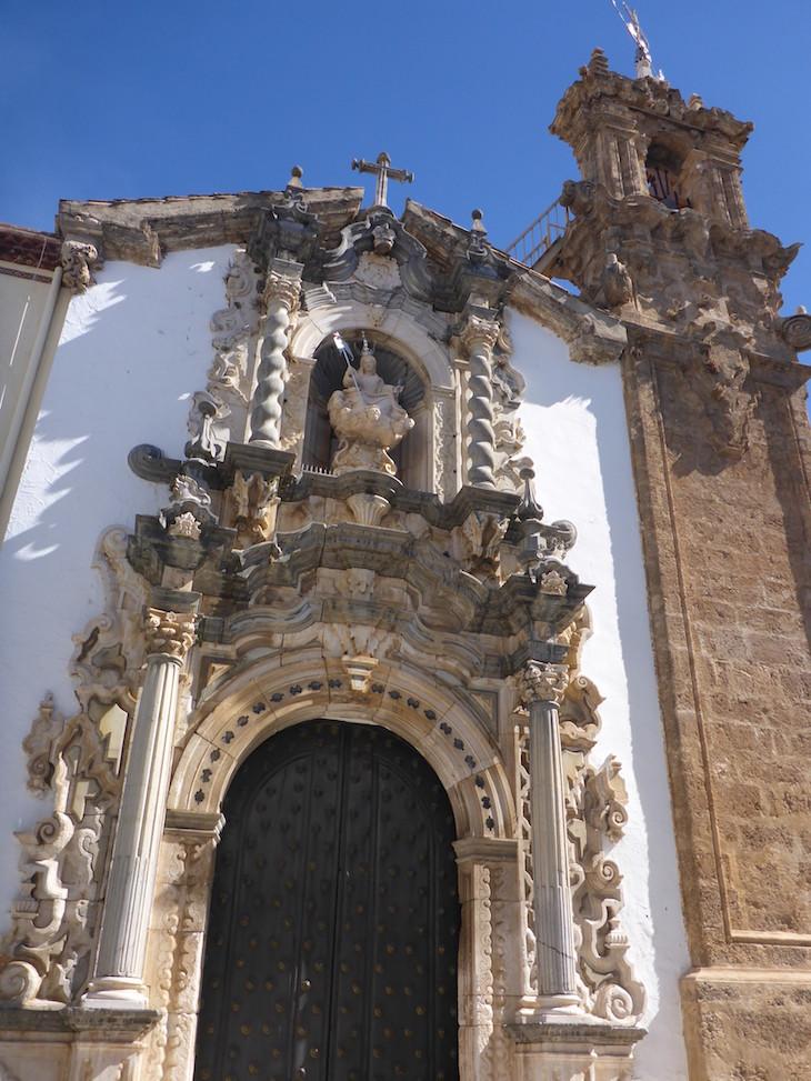 Iglesia de la Aurora - Priego de Córdoba © Viaje Comigo