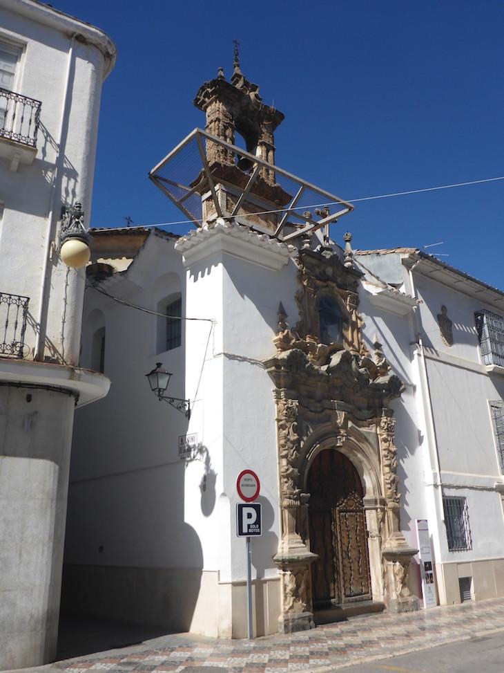 Iglesia de las Angustias - Priego de Córdoba © Viaje Comigo