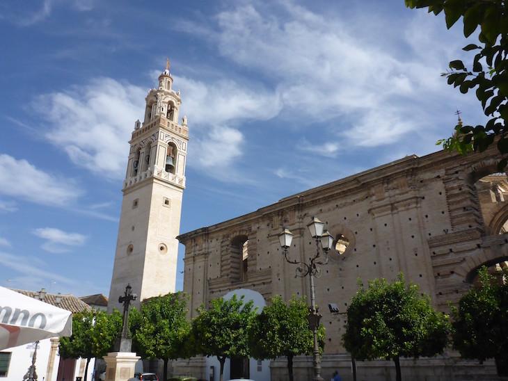 Igreja Mayor de Santa Cruz - Écija © Viaje Comigo