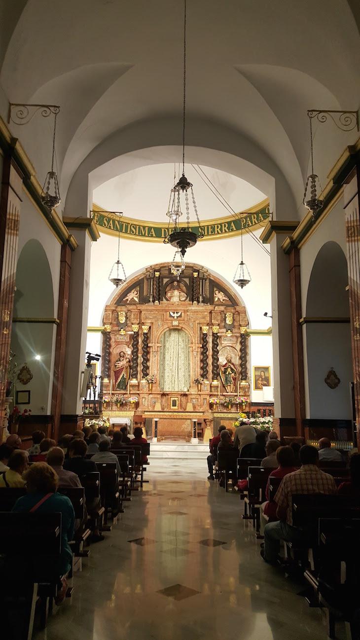 Igreja da Virgen de la Sierra - Cabra © Viaje Comigo