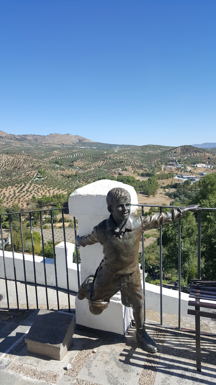 Estátua de Joselitto em Priego de Córdoba © Viaje Comigo