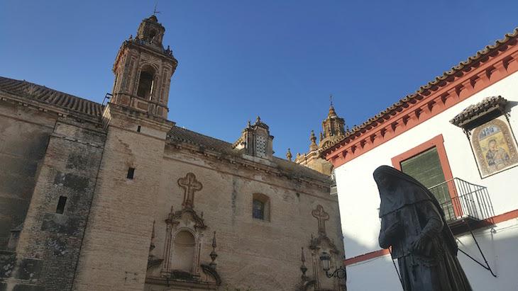 Junto à Igreja de Santa Maria - Carmona, Andaluzia © Viaje Comigo