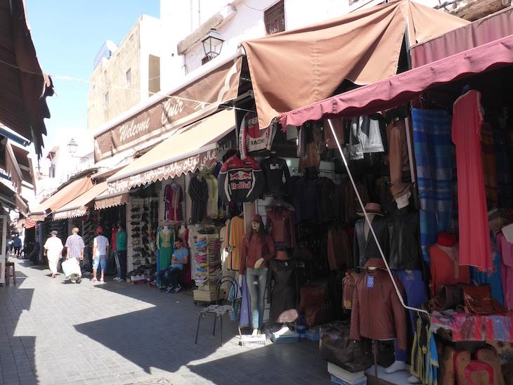 Medina de Casablanca - Marrocos © Viaje Comigo