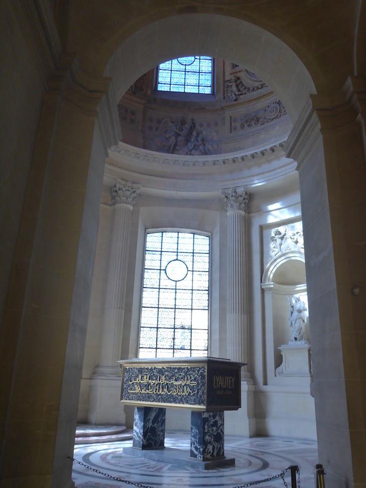 Túmulo de Lyautey - Hôtel National des Invalides, Paris © Viaje Comigo