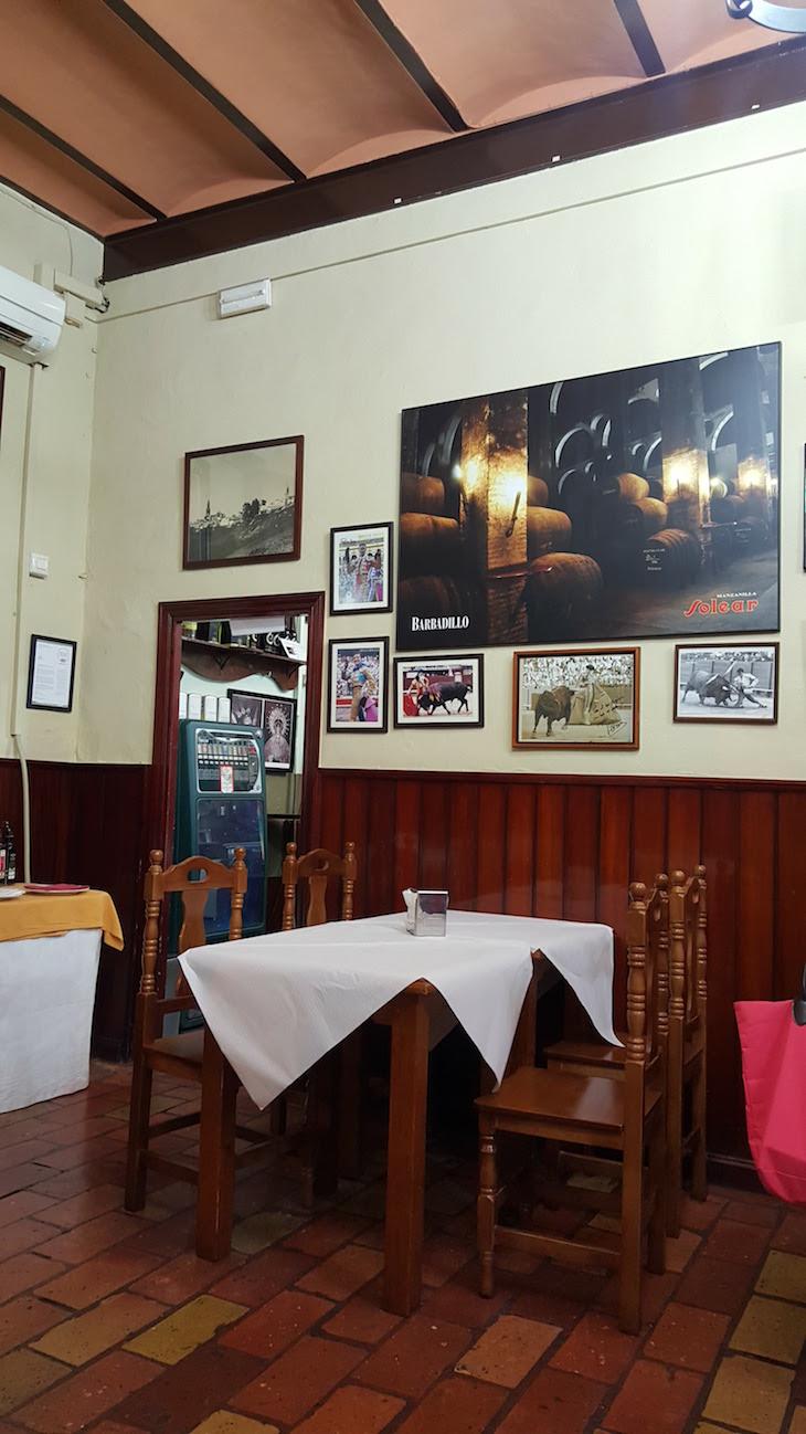 Taberna Mingalario - Carmona - Andalauzia © Viaje Comigo