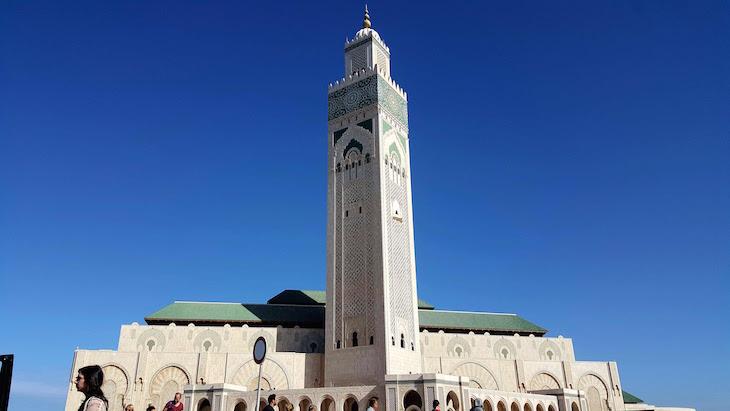 Mesquita Hassan II - Casablanca - Marrocos © Viaje Comigo