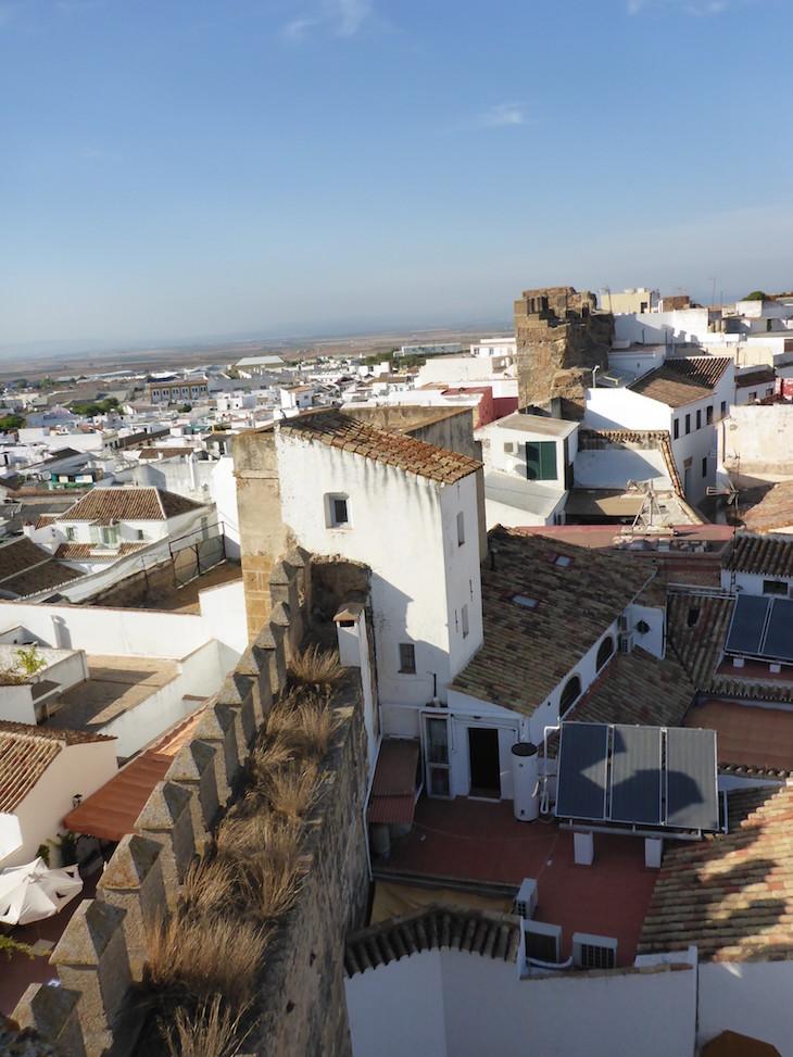 Muralha - Carmona - Andaluzia © Viaje Comigo