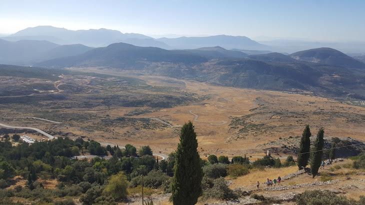 Na Serra de Cabra - Andaluzia © Viaje Comigo