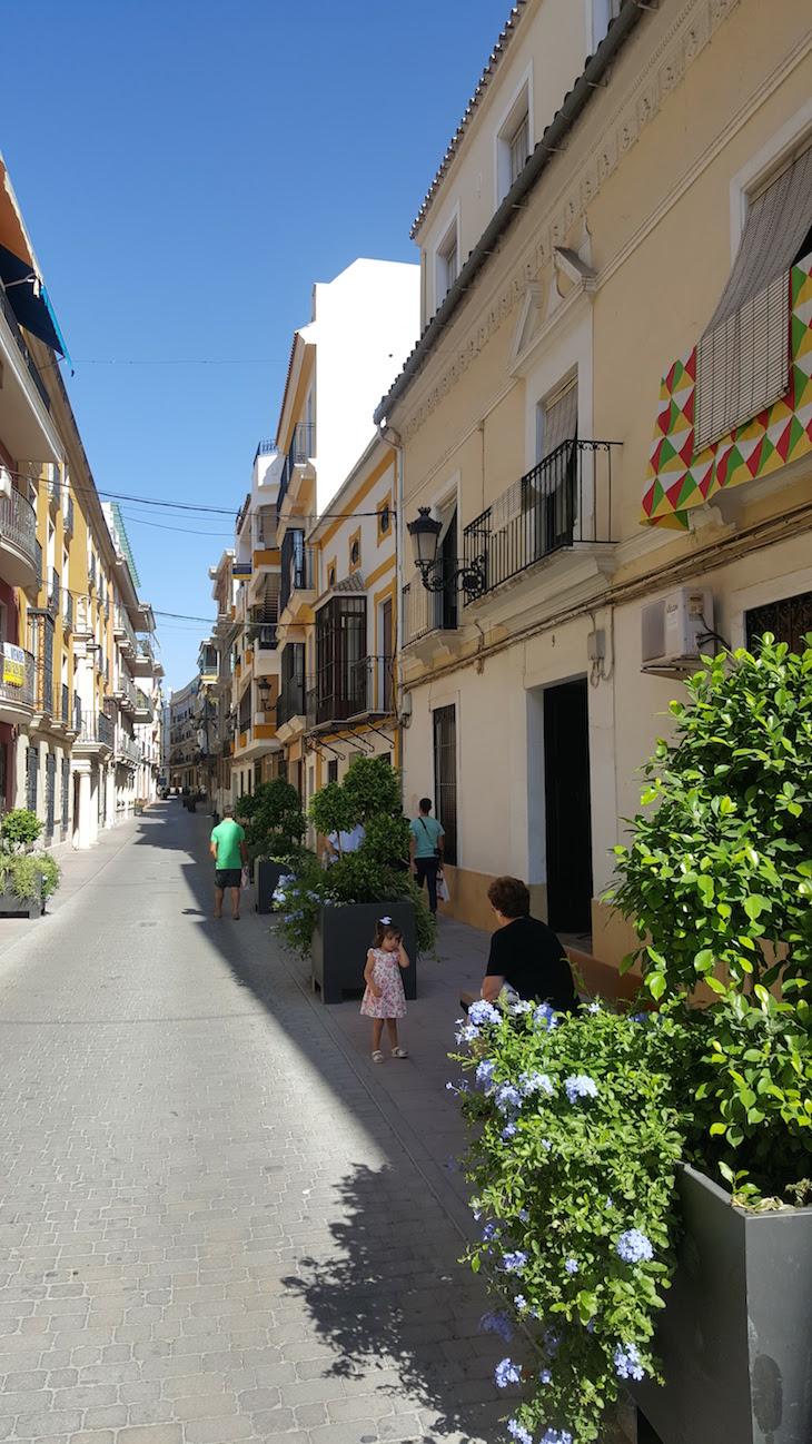 Nas ruas de Cabra - Andaluzia © Viaje Comigo