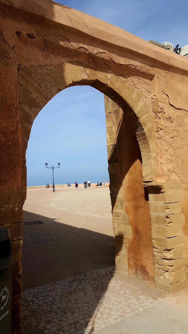 No Kasbah dos Oudayas, Rabat, Marrocos © Viaje Comigo