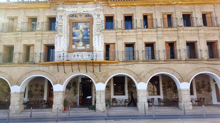 Centro de Baena - Andaluzia © Viaje Comigo