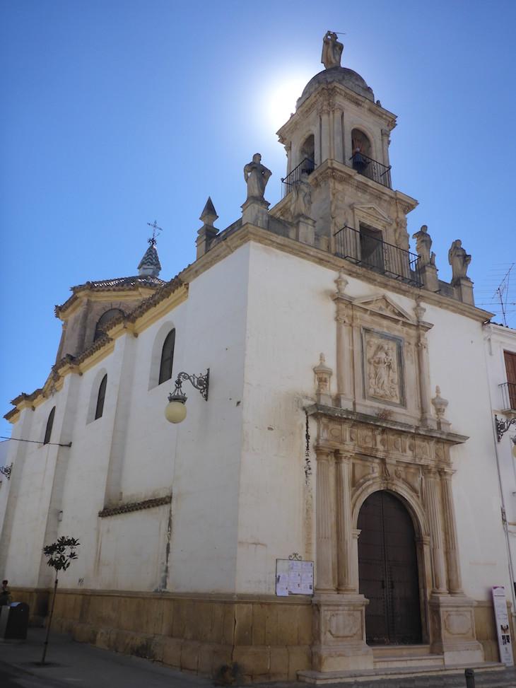 Paroquia de N. Sra de la Carmen - Priego de Córdoba - Andaluzia © Viaje Comigo