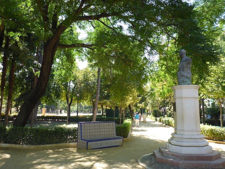 Parque Alcántara Romero - Cabra © Viaje Comigo