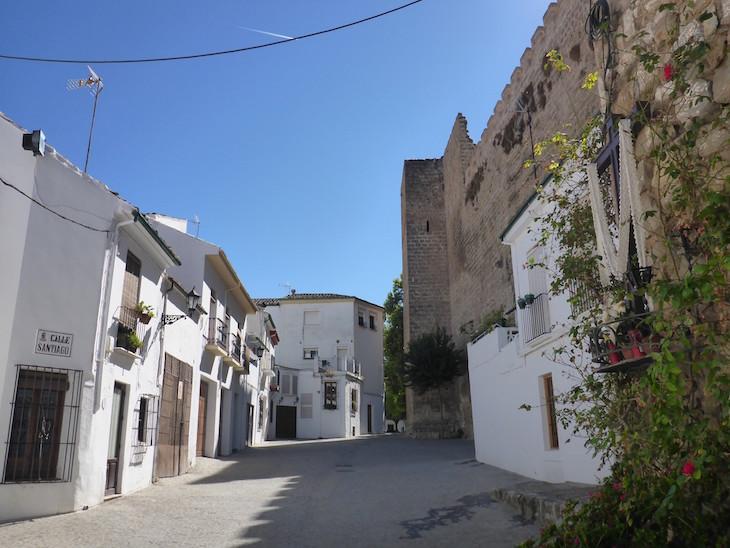 Muralha de Priego de Córdoba - Andaluzia © Viaje Comigo