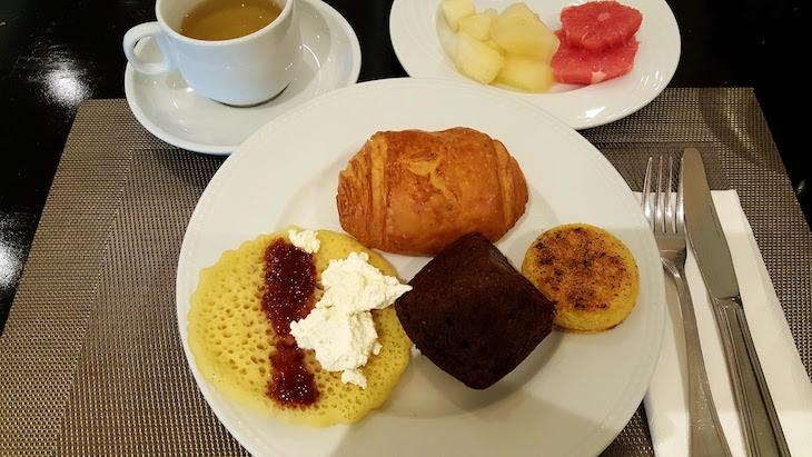 Pequeno Almoço no Golden Tulip Farah Rabat - Marrocos © Viaje Comigo