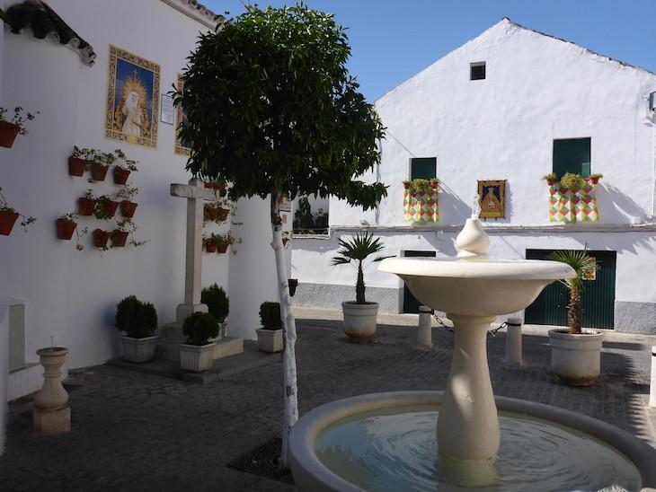 Plaza de Santa Maria la Mayor - Cabra © Viaje Comigo