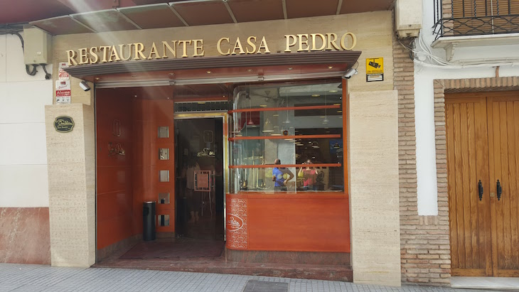 Restaurante Casa Pedro - Puente Genil © Viaje Comigo