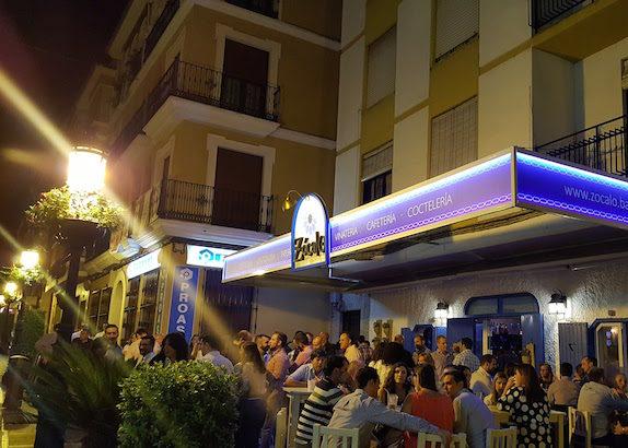 Sair à noite em Cabra - Andaluzia © Viaje Comigo