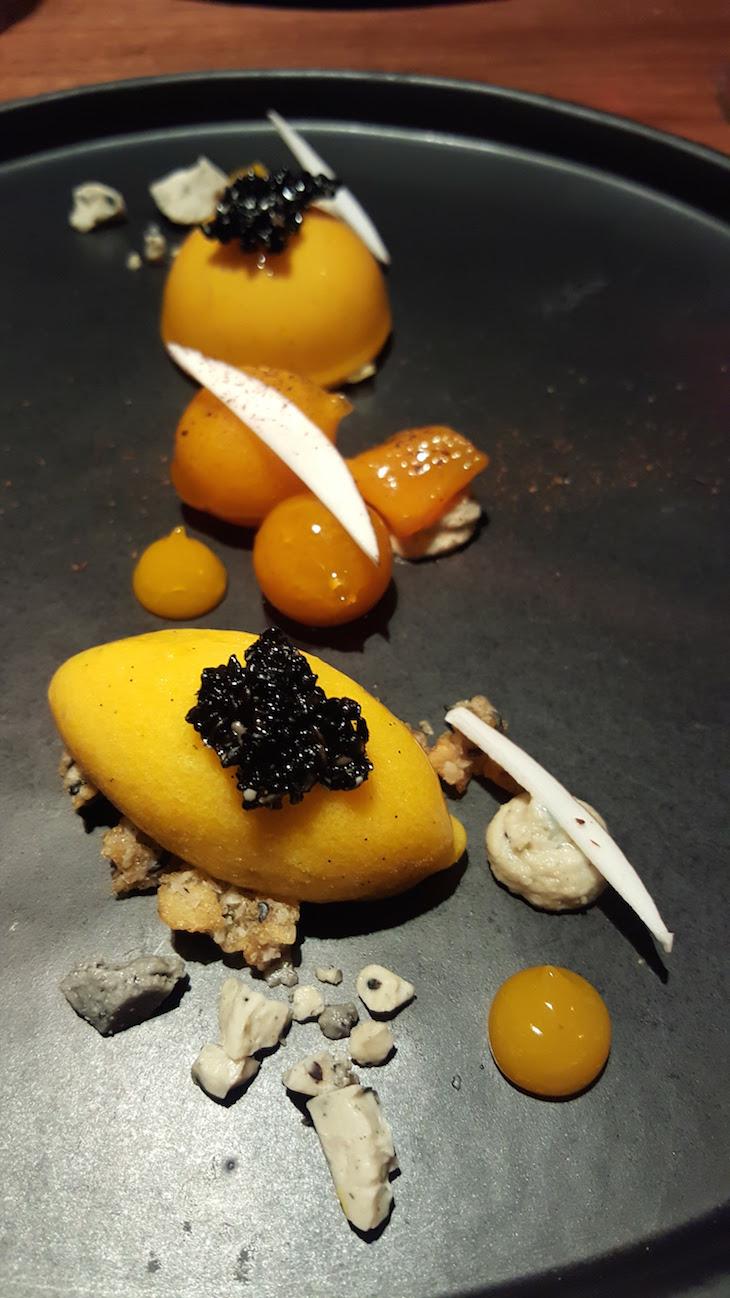 Sobremesa - Restaurante Alma © Viaje Comigo