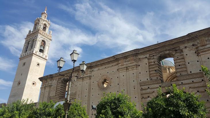 Torre da Igreja Mayor de Santa Cruz - Écija @ Viaje Comigo