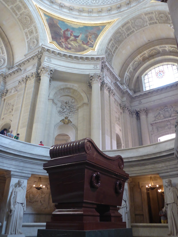 Túmulo de Napoleão - Hôtel National des Invalides, Paris © Viaje Comigo