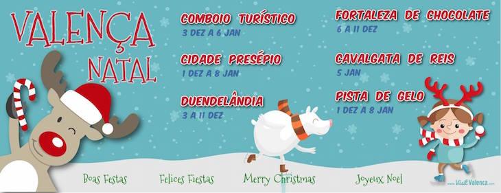 Natal em Valença DR