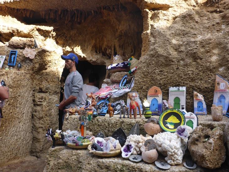 Grutas de Hércules, Tânger, Marrocos © Viaje Comigo