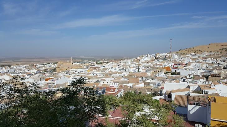 Vista sobre Osuna - Andaluzia © Viaje Comigo