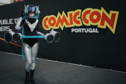 Comic Con Portugal DR