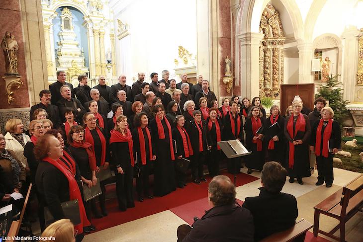 Concerto de Natal do Orfeão - Vila Praia de Âncora DR