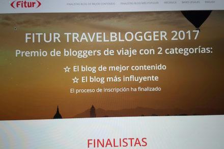 Viaje Comigo Nomeado Blog com Melhor Conteúdo na FITUR
